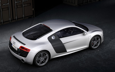 2013 Audi R8 V10 Coupe [11] wallpaper