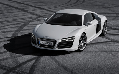 2013 Audi R8 V10 Coupe [4] wallpaper