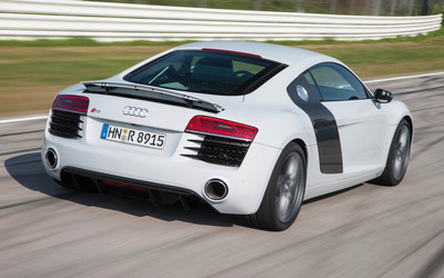 2013 Audi R8 V10 Coupe [15] wallpaper
