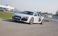 2013 Audi R8 V10 Coupe [10] wallpaper 2560x1600 jpg