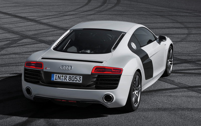 2013 Audi R8 V10 Coupe [14] wallpaper