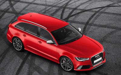 2013 Audi RS6 Avant wallpaper