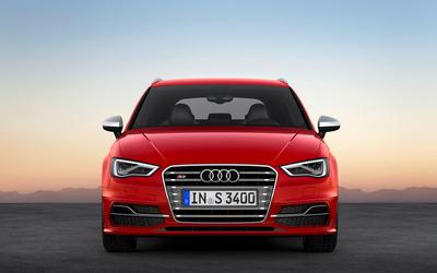 2013 Audi S3 Sportback wallpaper