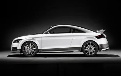 2013 Audi TT ultra quattro Concept [3] wallpaper
