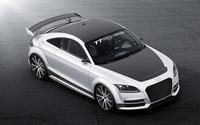 2013 Audi TT ultra quattro Concept wallpaper 2560x1600 jpg