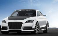 2013 Audi TT ultra quattro Concept [2] wallpaper 2560x1440 jpg