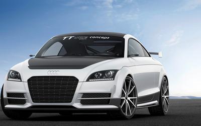 2013 Audi TT ultra quattro Concept [2] wallpaper