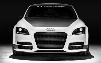 2013 Audi TT ultra quattro Sport [4] wallpaper