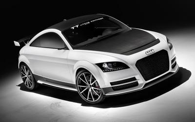 2013 Audi TT ultra quattro Sport [2] wallpaper