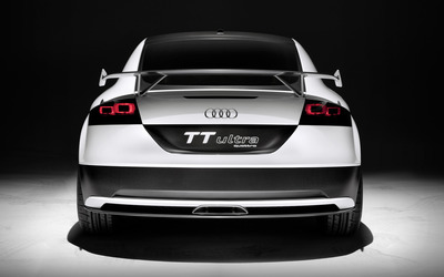 2013 Audi TT ultra quattro Sport [6] wallpaper