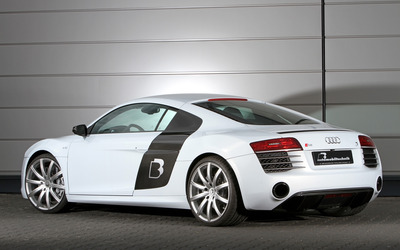 2013 B&B Automobiltechnik Audi R8 V10 [2] wallpaper
