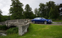2013 Bentley Mulsanne [2] wallpaper 1920x1200 jpg