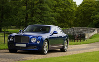 2013 Bentley Mulsanne wallpaper 1920x1200 jpg