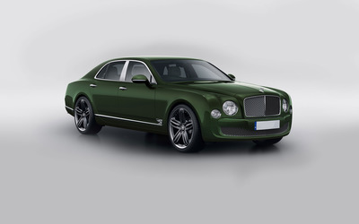 2013 Bentley Mulsanne [4] wallpaper