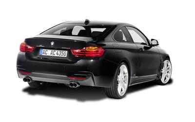 2013 Black AC Schnitzer BMW ACS4 [2] wallpaper