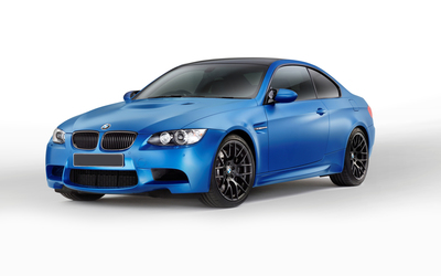 2013 Blue BMW M3 Coupe wallpaper