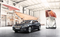 2013 BMW 760Li wallpaper 2560x1600 jpg