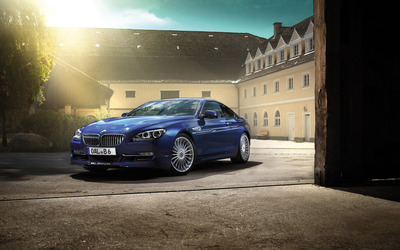 2013 BMW Alpina B6 Biturbo [2] wallpaper