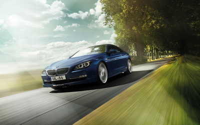 2013 BMW Alpina B6 Biturbo [3] wallpaper