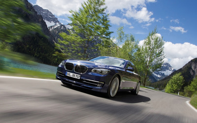 2013 BMW Alpina B7 Biturbo wallpaper