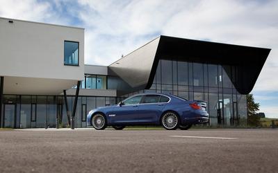 2013 BMW Alpina B7 Biturbo [3] wallpaper