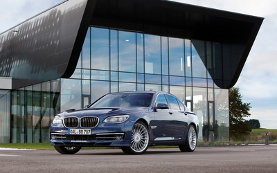 2013 BMW Alpina B7 Biturbo [2] wallpaper