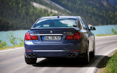2013 BMW Alpina B7 BiTurbo [5] wallpaper