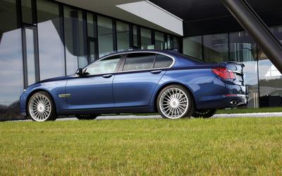 2013 BMW Alpina B7 BiTurbo [4] wallpaper