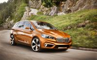 2013 BMW Concept Active Tourer wallpaper 2560x1600 jpg