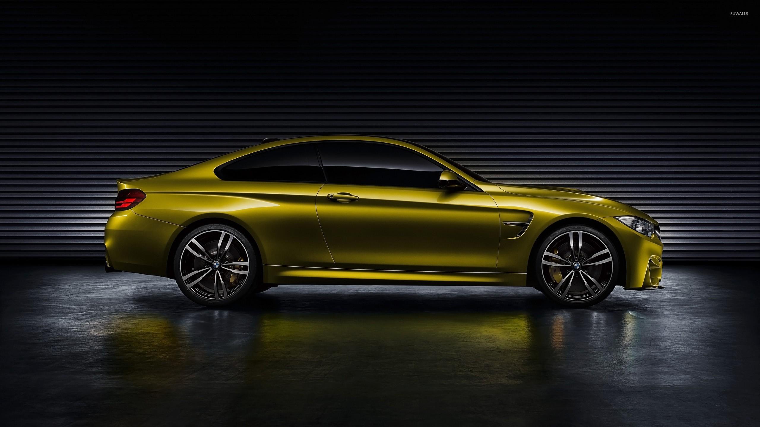 2013 BMW M4 Concept [3] wallpaper - Car wallpapers - #23060