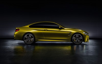 2013 BMW M4 Concept [3] wallpaper