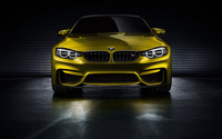 2013 BMW M4 Concept [2] wallpaper 2560x1600 jpg