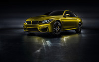 2013 BMW M4 Concept wallpaper 2560x1600 jpg