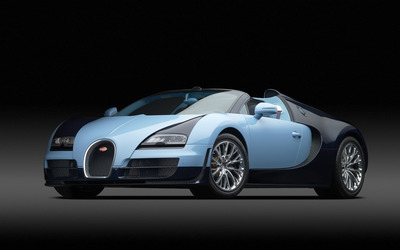 2013 Bugatti Veyron Grand Sport Vitesse wallpaper