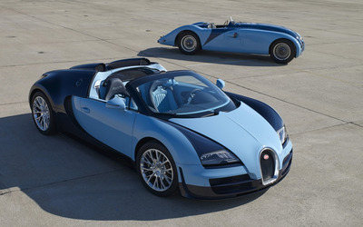 2013 Bugatti Veyron Grand Sport Vitesse [3] wallpaper