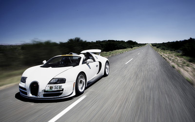 2013 Bugatti Veyron Grand Sport Vitesse [2] wallpaper
