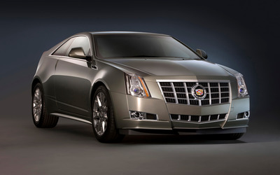 2013 Cadillac CTS wallpaper