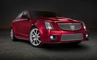 2013 Cadillac CTS-V Sport Sedan wallpaper 1920x1080 jpg
