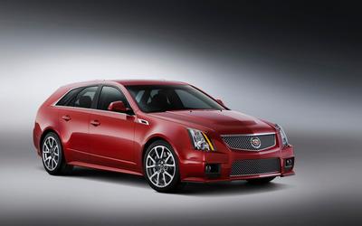 2013 Cadillac CTS-V Sport Wagon wallpaper