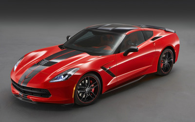 2013 Chevrolet Corvette Concepts at SEMA wallpaper