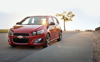 2013 Chevrolet Sonic RS wallpaper 1920x1200 jpg