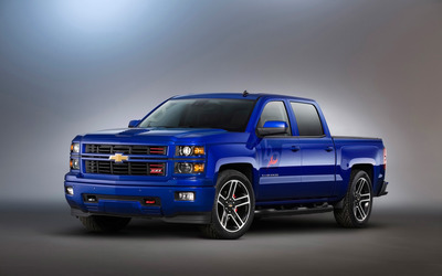 2013 Chevrolet Truck Concept wallpaper