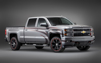 2013 Chevrolet Truck Concepts at SEMA wallpaper 2560x1600 jpg