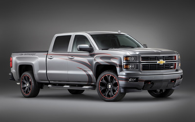 2013 Chevrolet Truck Concepts at SEMA wallpaper