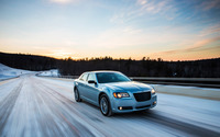2013 Chrysler 300 Glacier [2] wallpaper 1920x1200 jpg