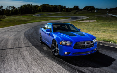 2013 Dodge Charger Daytona wallpaper