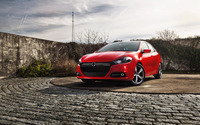 2013 Dodge Dart [2] wallpaper 1920x1200 jpg