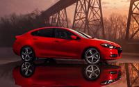 2013 Dodge Dart wallpaper 1920x1200 jpg