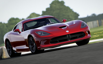 2013 Dodge Viper [2] wallpaper