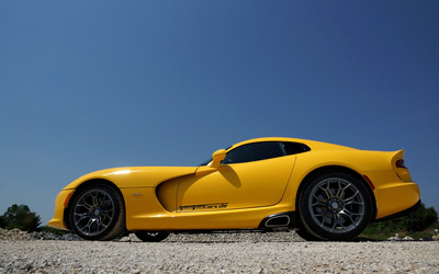 2013 Dodge Viper SRT [2] wallpaper